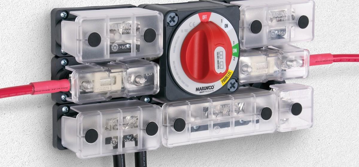 Marinco predstavio Pro Installer seriju distribucija, sabirnica i baterijskih sklopki