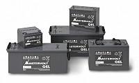 MVG 12V Gel baterije
