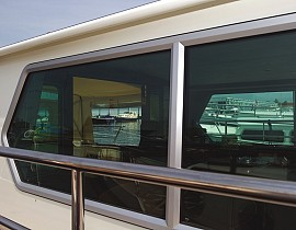 Light linija brodskih prozora
