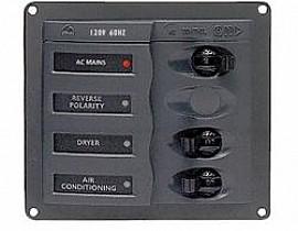 AC paneli bez instrumenata
